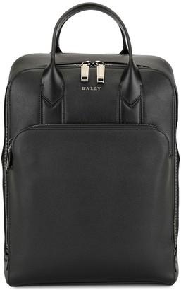 Bally Eranio leather backpack
