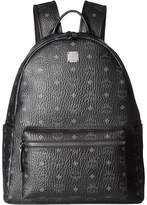 MCM Stark No Stud Medium Backpack Backpack Bags