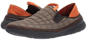 Merrell Hut Moc (Olive) Men's Shoes