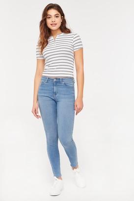 Ardene Basic High Rise Skinny Jeans