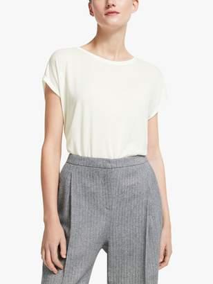 Vero Moda AWARE BY Ava Plain T-Shirt, White