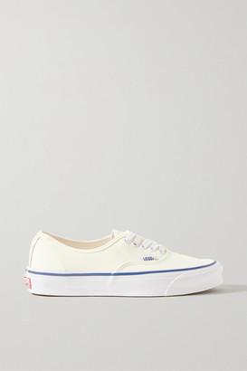Vans Og Classics Authentic Lx Canvas Sneakers - Cream