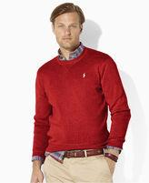 Polo Ralph Lauren Sweater, Combed Crew-Neck Sweater