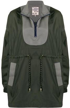 Baum und Pferdgarten Zipped Drawstring-Waist Jacket