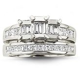 JCPenney 1 CT. T.W. Diamond Bridal Set 14K Gold