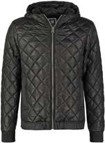 Gstar Meefic Quilted Hdd Overshirt L/s Light Jacket Raven