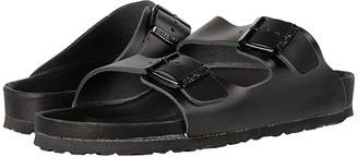 Birkenstock Monterey Exquisite Premium Collection (Black) Women's Shoes