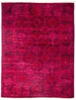 "Solo Rugs Vibrance Overdyed Area Rug, 4'0"" x 5'2"""