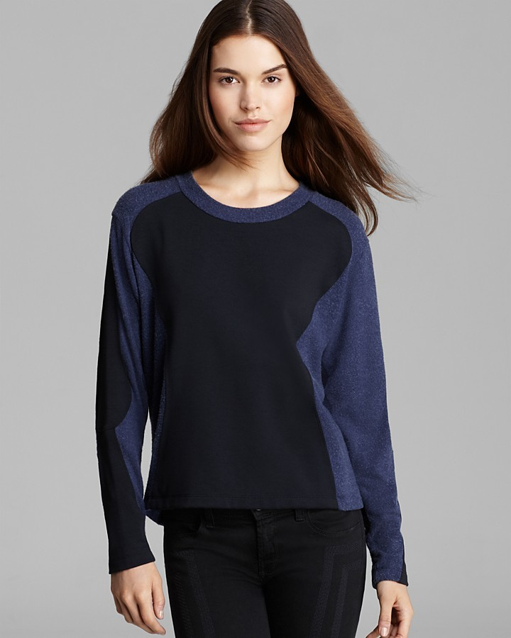 LnA Sweater - Armor Elbow Patch