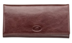 Mancini Equestrian-2 Collection Rfid Secure Trifold Wallet