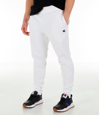Champion Men's Reverse Weave Small Logo Jogger Pants