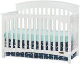 Child Craft Stanford Matte White 4-in-1 Convertible Crib