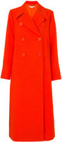 Stella McCartney oversize coat - women - Cotton/Polyamide/Viscose/Wool - 36