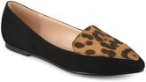 Journee Collection Leopard Kinley Loafer