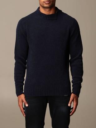 Brooksfield Turtleneck In Light Supergeelong Wool