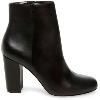Steve Madden Pixie Black Leather