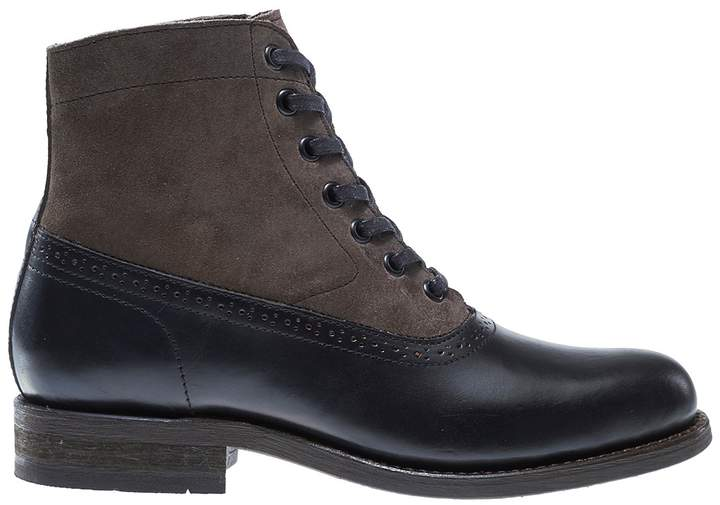 Wolverine 1000 Mile Marcelle Leather Lace-Up Boot