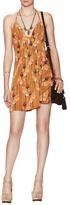 Free People Tropical Daydream Print Asymmetrical Dress
