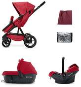 Concord Wanderer 2015 Travel Set (Ruby Red)