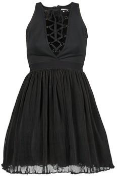 Manoush MARILACET women's Dress in Black