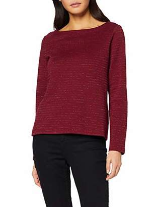 S'Oliver Women's 14.912.31.2710 Long Sleeve Top,16 (Size: )