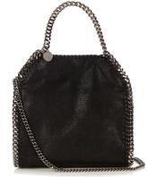 Stella McCartney Bella mini faux-suede cross-body bag