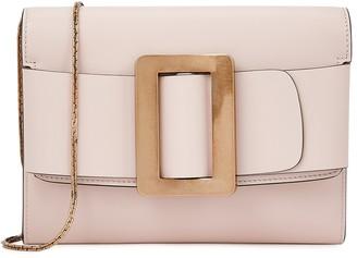 Boyy Buckle Leather Cross-body Bag