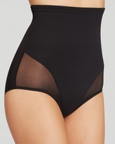 TC Fine Shapewear Brief - Sheer High-Waist #4225