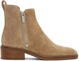 Thumbnail for your product : 3.1 Phillip Lim Beige Suede Alexa Boots