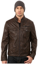 Kenneth Cole Reaction Faux Leather Hipster