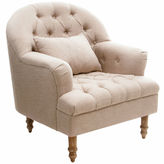 JCPenney Luka Tufted Club Chair