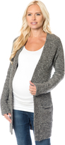 A Pea in the Pod Equipment Long Sleeve Open Front Maternity Sweater