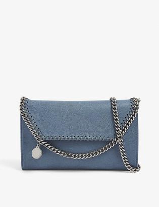 Stella McCartney Falabella mini faux-leather cross-body bag