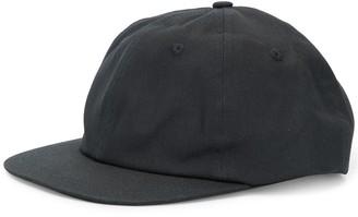Off Duty Straight Brim Baseball Cap