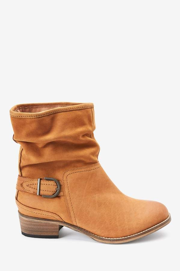 rock-bottom price 2019 hot sale latest Slouch Boots Wide Fit - ShopStyle UK