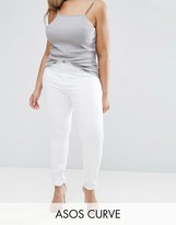 Asos Ridley Skinny Jean in White
