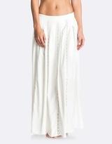 Roxy Womens Peace Pattern Maxi Skirt