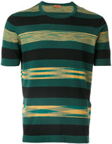 Missoni striped T-shirt - men - Cotton - 46