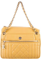 Chanel Perforated 50's Tote