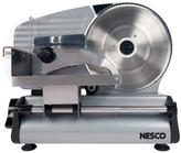 Nesco 180-Watt Food Slicer in Stainless Steel