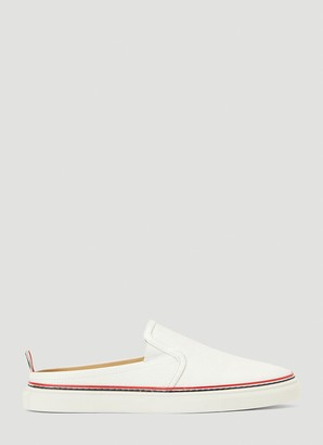 Thom Browne Slip On Sneakers