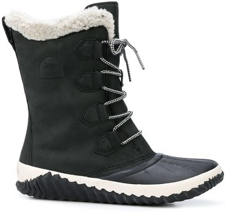 Sorel Out 'N About lace-up boots