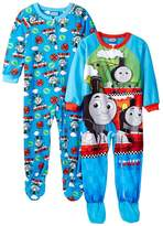 Thomas & Friends 2 pack Blanket Sleeper Pajamas