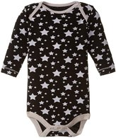 Kickee Pants Print One Piece (Baby) - Midnight Stars - 12-18 Months