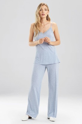 Natori Feathers Essentials Cami PJ With Lace