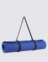 M&S Collection Textured Yoga Mat