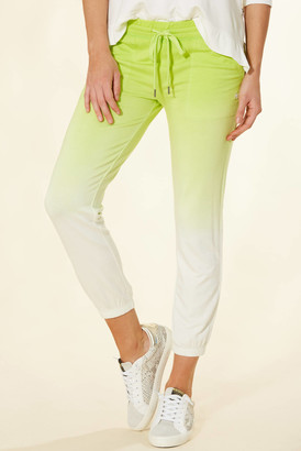 PJ Salvage Neon Ombre Jogger Neog XS
