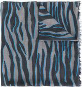 Furla Nettuno scarf - men - Silk/Modal - One Size