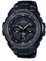 G-Shock G-Steel Ana-Digi Stainless Steel Solar Powered Watch
