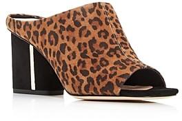 Via Spiga Women's Hennie Block-Heel Sandals